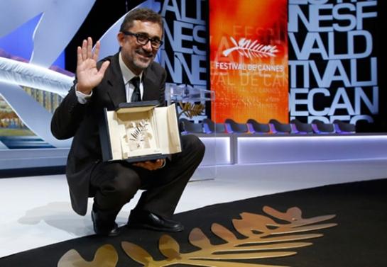 El director Nuri Bilge Ceylan se lleva el máximo Premio del Festival