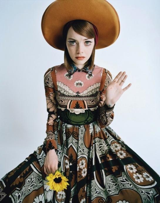 Emma Stone por 'Birdman'.